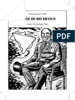 Literatura de Cordel - Barão Do Rio Branco (Crispiniano Neto)