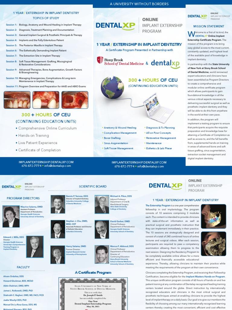 Dental Implant Externship | Dental Degree (148 views)