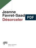 Favret-Saada Desorceler SMALL
