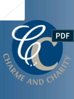 Charme and Charity Sponsoren-Anschreiben
