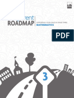 parent road map math 3rd grade