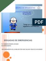 Brigadas de Emergencias Cartelera