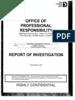 Umphrey Lee Investigations, DISD