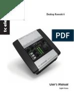 Tc Electronic Desktop Konnekt 6 Manual English