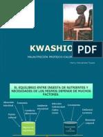 Kwashiorkor 2012