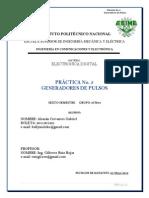 1146CM14 ALGA Reporte de Practica Generadores de Pulsos