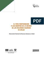 El Perú Respondiendo a Los Desafíos de La Década de Los Redu