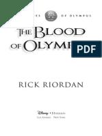 The Blood Of Olympus Full Pdf