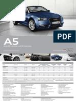 a5 Cabriolet Pricelist (1)