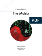 Matrix Wushu