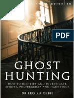 BGT Ghost Hunting Cover PDF -Libre