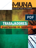 Revista Comuna No 1 Acerca Trabajadores