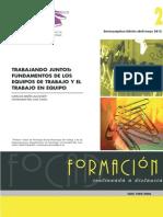 TRABAJANDO JUNTOS FUNDAMENTOS DE LOS EQUIPOS DE TRABAJO Y EL TRABAJO EN EQUIPO.pdf