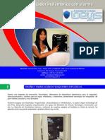 Folleto Intercomunicador Inalámbrico Con Alarma_V3.0