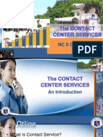The Contact Center Services