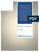 Brew a Career_case Study