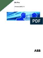 IEC 61850 Master Protocol OPC ENb