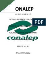 CONALEP 1