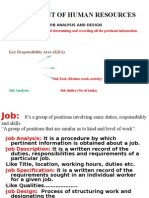 JOB ANALYSIS PPT