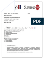 TRT - Aula 02 de 10 - Prof. João Paulo (10.02) - TRT 2014.01