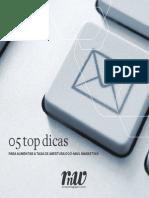 5 Top Dicas Para Aumentar a Taxa de Abertura Do E-mail Marketing