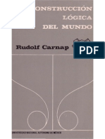 235457516 Carnap Rudolf La Construccion Logica Del Mundo (1)
