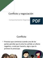 Conflicto y Negociación.ppt