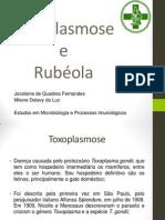 Toxoplasmose e Rubéola Pronto