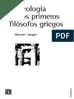 La Teologia De Los Primeros Fil - Werner Jaeger.pdf
