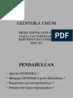 Geofisika Tg