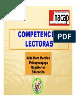 Competencias Lectoras