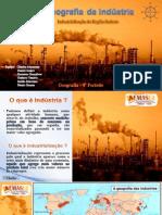 Geografia Da Industria