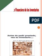 Administracion Financiera de Inventarios