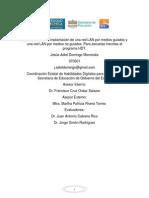 Proyecto Analisis, Diseño e Implementacion de Redes LAN y WLAN