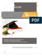 4 Normas Control Escolar Planteles Particulares Incorporados