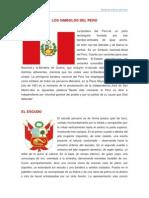 Los Simbolos Del Perú