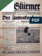 Der Stürmer - 1938 - Nr. 23
