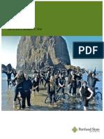 PSU Choirs Info Brochure - Fall 2014