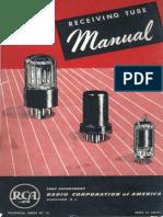 RC15  - RCA Radio Receiving Tube Catalog 1947
