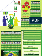 Tabela Copa Cpt