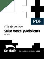 Guia de Recursos Salud - Mental Municipalidad de San Martin CUADRADO