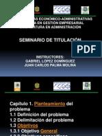 Seminario Fundamento Teórico