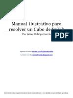 Manual Para Resolver Un Cubo de Rubik Por Jaimehrubiks v1