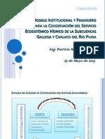 Marco Institucional y Financiero CSEH Cuenca Alto Piura