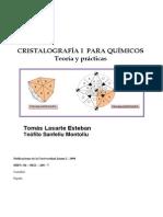 000 Cristalografia i Para Quimicos - Teoria y Practicas %28nueva Versión%29