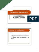02_tiempos en Manufactura