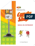Candy Shop - Manual Del Distribuidor - Mexico