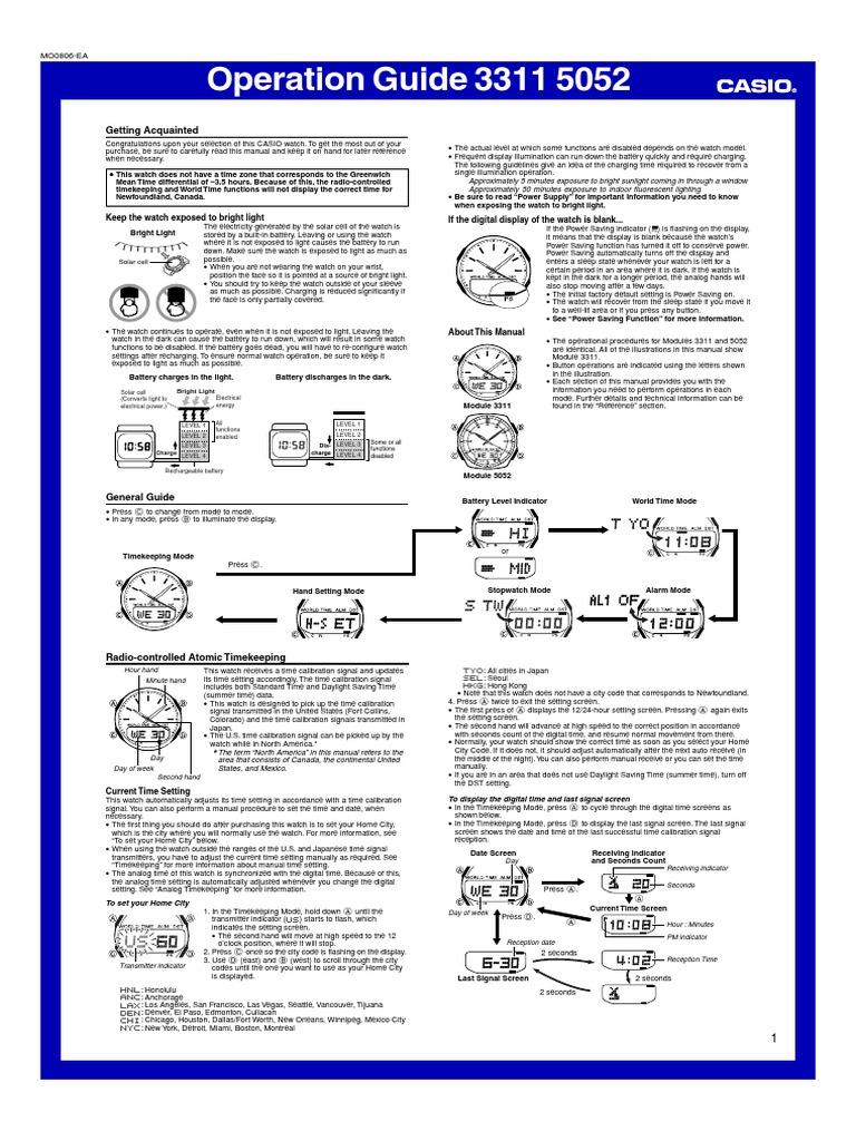 Casio wva 470 manual pdf.