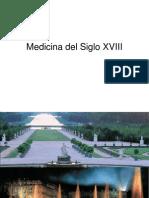Medicina Del Siglo XVIII