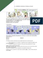 Exercicios Regência Nominal Verbal e Crase